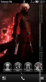 DMC 2 theme screenshot
