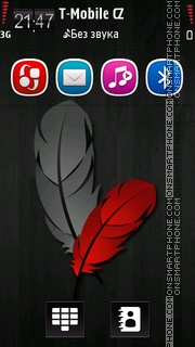 Quills v5 theme screenshot