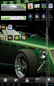 Old Car - Fosse Design theme screenshot