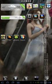 Скриншот темы Final Fantasy 08