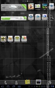 Square 04 tema screenshot