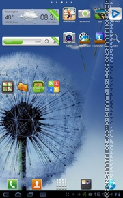 Samsung Galaxy S3 02 tema screenshot