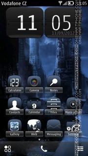 Lost City 01 theme screenshot