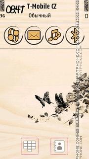 Butterfly 32 tema screenshot