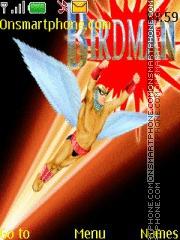 Скриншот темы Birdman