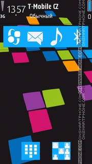 Wp 7 tema screenshot