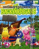 Backyardigans theme screenshot