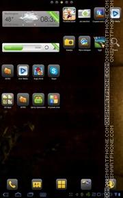 Capture d'écran Taylor Swift 04 thème