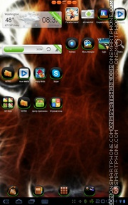 Tiger 53 theme screenshot