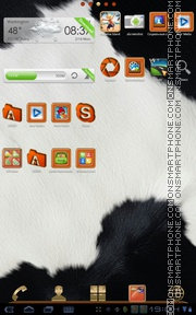 Animal 01 tema screenshot
