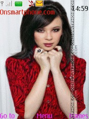 Malese Jow theme screenshot