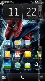 Spiderman 4 02 theme screenshot