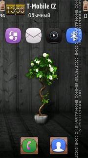 Wooden 01 theme screenshot