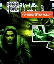 Green Picture Stalker es el tema de pantalla