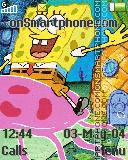 SpongeBob SquarePants theme screenshot