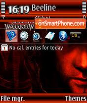 Prince Of Persia qvga theme screenshot