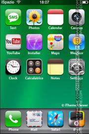 Скриншот темы EasyWay