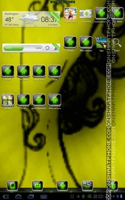 MerMaid 05 tema screenshot