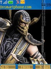 Mortal Kombat 08 theme screenshot