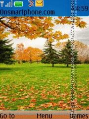 Скриншот темы Autumn 02
