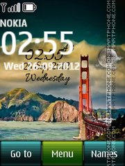 Golden Gate Digital theme screenshot