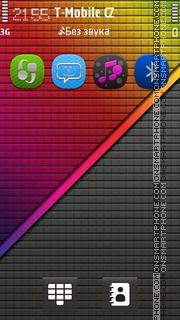 Redblack 02 theme screenshot