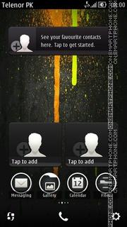 Скриншот темы Riger