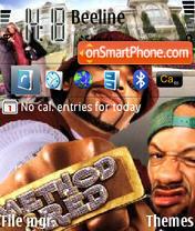 Method Man 01 theme screenshot
