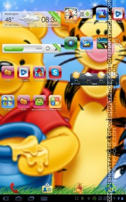 Winnie 1.0 theme screenshot