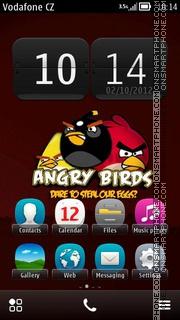 Angry Birds 2020 theme screenshot