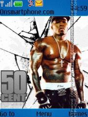 50 Cent theme screenshot