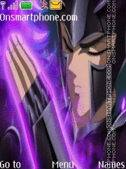 Saint Seiya Shura Sapuris tema screenshot