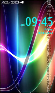 Abstract Theme 02 theme screenshot