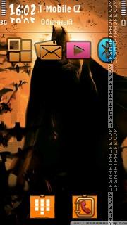 Batman 09 theme screenshot