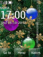 New Year tema screenshot