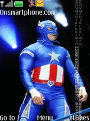 Volador jr Superhero es el tema de pantalla