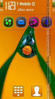 Inside 5th tema screenshot