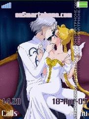Sailor Moon Love es el tema de pantalla