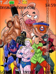 Kinnikuman theme screenshot