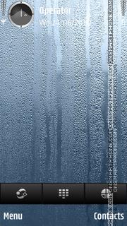 Rain Screen es el tema de pantalla