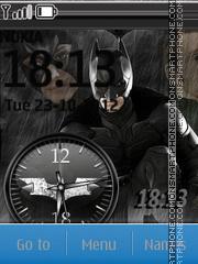 Betmen tema screenshot