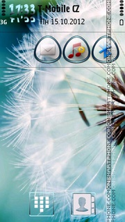 Dandelion 04 theme screenshot