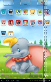 Dumbo theme screenshot