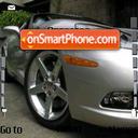 2005 Corvette C6 es el tema de pantalla