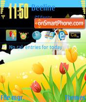 Capture d'écran Dream 01 thème