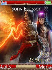 Prince of persia 06 theme screenshot