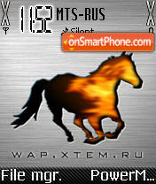 Wap Xtem Ru theme screenshot
