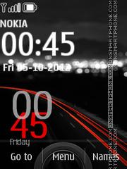 Htc Widgetlcoker v2 theme screenshot