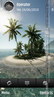 Lonely Island tema screenshot