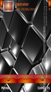 Black Cubes es el tema de pantalla